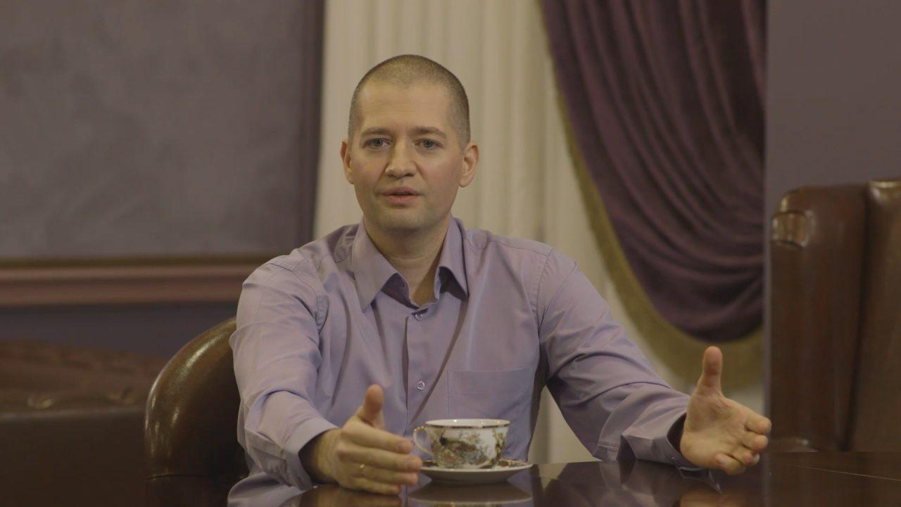Дмитрий Гайкалов - Врач. Остеопат